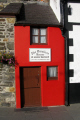 britain smallest house morning sunshine uk towns environmental conwy north wales cottage small welsh pa gales united kingdom british