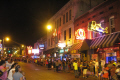 beale street memphis american yankee tennessee united states