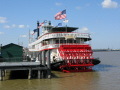 natchez paddle steamer new orleans american yankee mississippi louisiana southern state united states