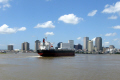 large tanker mississippi new orleans american yankee ship shipping river louisiana southern state united states