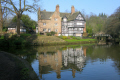 19th century packet house bridgewater canal worsley mock tudor mind historical uk buildings history british architecture architectural salford manchester england english angleterre inghilterra inglaterra united kingdom