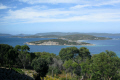 view entrance albany harbour western australia australian islands