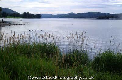 consiton water landscape lake district north west northwest england english uk lakes cumbria cumbrian angleterre inghilterra inglaterra united kingdom british