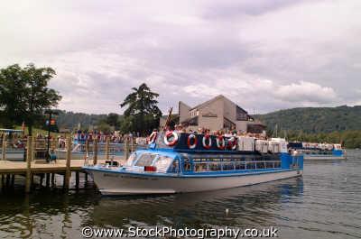 windermere boat trips lake district north west northwest england english uk lakes cumbria cumbrian angleterre inghilterra inglaterra united kingdom british