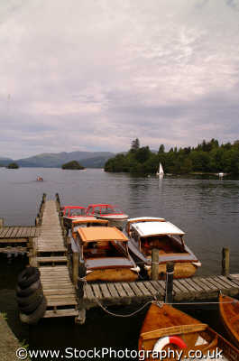 windermere motor boats hire lake district north west northwest england english uk lakes cumbria cumbrian angleterre inghilterra inglaterra united kingdom british