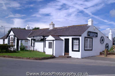 gretna green old blacksmiths shop marriage room unusual british buildings strange wierd uk weddings matrimony dumfries galloway dumfrieshire dumfriesshire scotland scottish scotch scots escocia schottland united kingdom