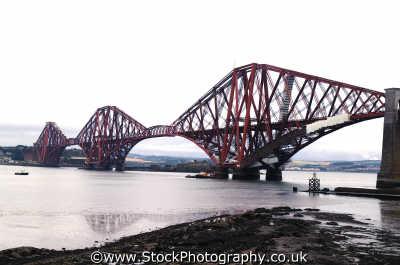 forth rail bridge uk bridges rivers waterways countryside rural environmental firth fife scotland scottish scotch scots escocia schottland united kingdom british