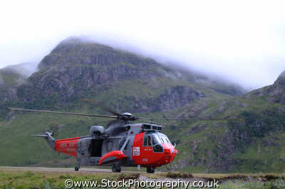 mountain rescue helicopter landed mountains uk emergency services climbing climbers sos rescuers highlands islands scotland scottish scotch scots escocia schottland united kingdom british