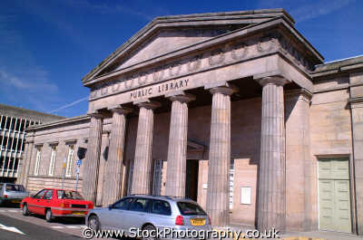 inverness library uk libraries british architecture architectural buildings highlands islands scotland scottish scotch scots escocia schottland united kingdom