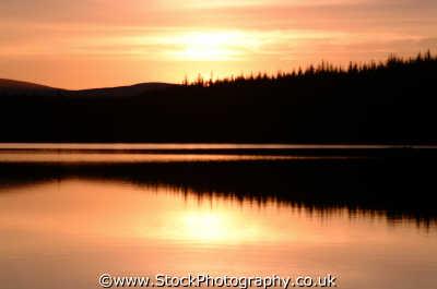 sunset cairngorms mountains countryside rural environmental uk moray morayshire scotland scottish scotch scots escocia schottland united kingdom british