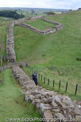 hadrians wall historical britain history science misc. romans fortifications northumberland northumbrian england english angleterre inghilterra inglaterra united kingdom british