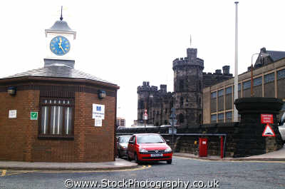 leeds prison uk prisons penal detention british architecture architectural buildings incarceration prisoners jail yorkshire england english angleterre inghilterra inglaterra united kingdom