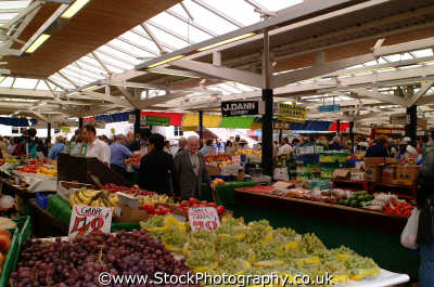 leicester market uk markets traders commercial buildings retailers british architecture architectural leicestershire england english angleterre inghilterra inglaterra united kingdom