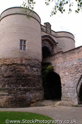 nottingham castle british castles architecture architectural buildings uk nottinghamshire england english angleterre inghilterra inglaterra united kingdom