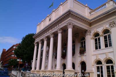 nottingham theatre royal uk theatres theater theatrical venues british architecture architectural buildings nottinghamshire england english angleterre inghilterra inglaterra united kingdom