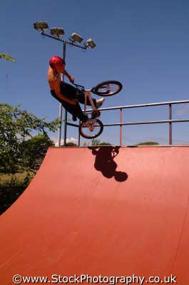 bmx jump extreme sports adrenaline sporting uk portsmouth pompey hampshire hamps england english angleterre inghilterra inglaterra united kingdom british
