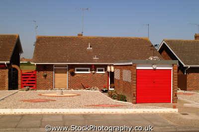 bungalow isle thanet british housing houses homes dwellings abode architecture architectural buildings uk kent england english angleterre inghilterra inglaterra united kingdom