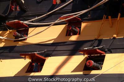 canons marine misc. portsmouth pompey hampshire hamps england english angleterre inghilterra inglaterra united kingdom british