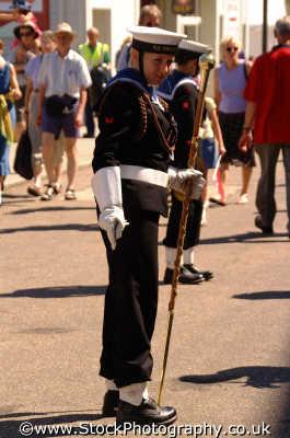 naval cadet girl baton royal navy navies uk military militaries portsmouth pompey hampshire hamps england english angleterre inghilterra inglaterra united kingdom british