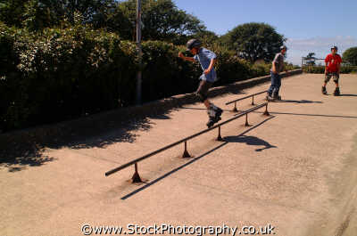 skating rail extreme sports adrenaline sporting uk skaters portsmouth pompey hampshire hamps england english angleterre inghilterra inglaterra united kingdom british