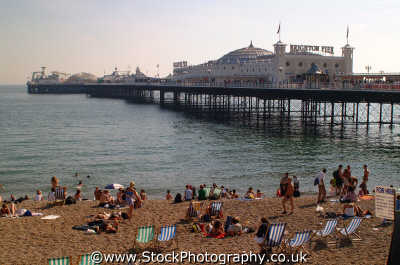 brighton beach pier piers uk coastline coastal environmental seaside sussex home counties england english angleterre inghilterra inglaterra united kingdom british