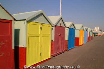 brighton beach huts british beaches coastal coastline shoreline uk environmental seaside sussex home counties england english angleterre inghilterra inglaterra united kingdom