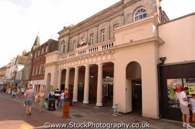 chichester butter market uk markets traders commercial buildings retailers british architecture architectural sussex home counties england english angleterre inghilterra inglaterra united kingdom