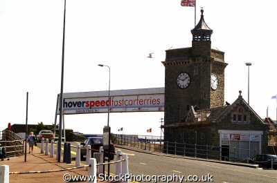 dover hoverspeed terminal south east southeast england english uk ports hovercraft kent angleterre inghilterra inglaterra united kingdom british