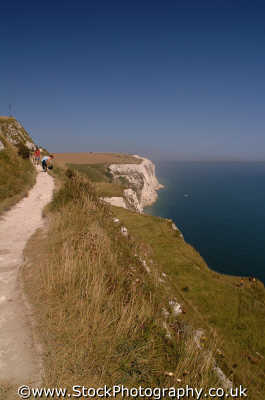 dover path white cliffs uk coastline coastal environmental chalk kent england english angleterre inghilterra inglaterra united kingdom british