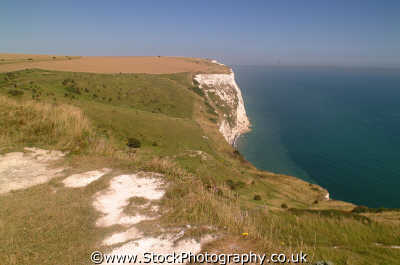 dover white cliffs uk coastline coastal environmental chalk kent england english angleterre inghilterra inglaterra united kingdom british