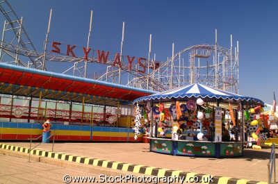 portsmouth funfair fairground carnival fairs leisure uk pompey hampshire hamps england english angleterre inghilterra inglaterra united kingdom british