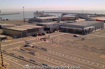 ramsgate ferry terminal south east southeast england english uk ferries kent angleterre inghilterra inglaterra united kingdom british