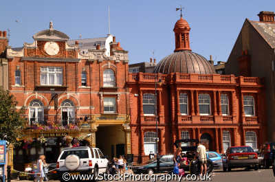 ramsgate seafront buildings uk coastline coastal environmental kent england english angleterre inghilterra inglaterra united kingdom british