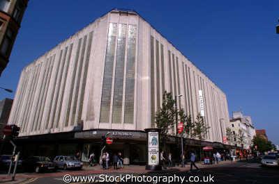 kendalls deansgate manchester retailers brands branding uk business commerce department stores england english angleterre inghilterra inglaterra united kingdom british