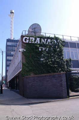 granada tv quay st manchester television broadcast uk media communications england english angleterre inghilterra inglaterra united kingdom british
