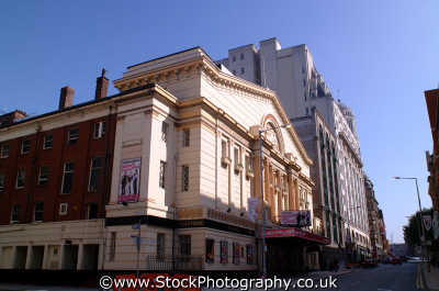 manchester opera house uk venues british architecture architectural buildings theatres england english angleterre inghilterra inglaterra united kingdom