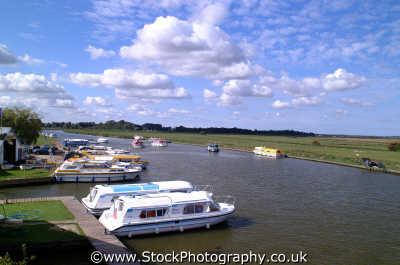 norfolk broads east anglia midlands england english uk boating holidays angleterre inghilterra inglaterra united kingdom british