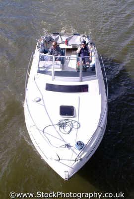 power boat boats motor yachts powerboats marine misc. boating holidays norfolk england english angleterre inghilterra inglaterra united kingdom british