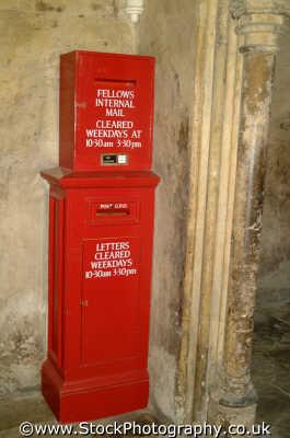 internal mailbox fellows st john college cambridge british universities university education learning educated educating uk academic students cambridgeshire home counties england english angleterre inghilterra inglaterra united kingdom