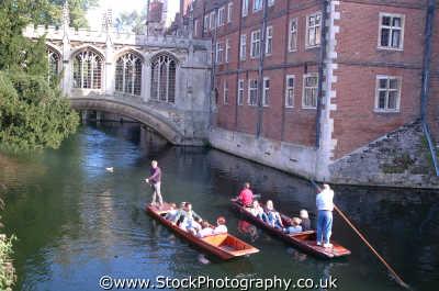 punts bridge sighs cambridge east anglia midlands england english uk cambridgeshire home counties angleterre inghilterra inglaterra united kingdom british
