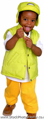 boy making faces boys male child males masculine manlike manly manful virile mannish people persons negroes black ethnic portraits
