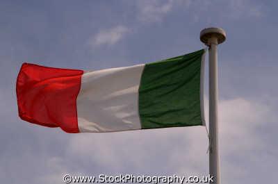 italian flag flags abstracts misc. italy italien italia italie europe european