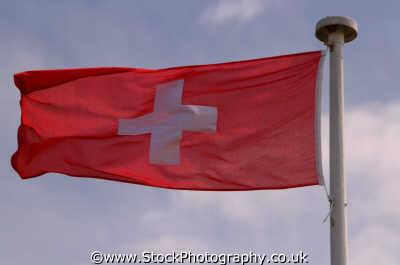 swiss flag flags abstracts misc. switzerland schweiz europe european