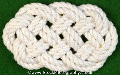 ocean plait knots knotted knotting marine misc. rope