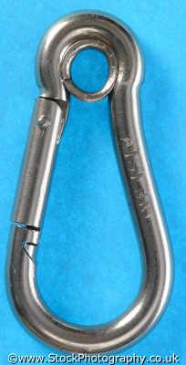 carabiner hook marine misc. clip
