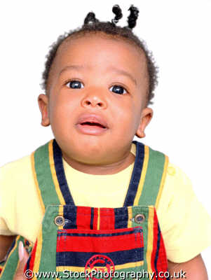 baby girl upset babies infants girls female children kids juveniles females feminine womanlike womanly womanish effeminate ladylike people persons tired hungry complaining negroes black ethnic portraits