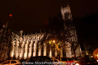 westminster abbey view night buildings architecture london capital england english uk cockney angleterre inghilterra inglaterra united kingdom british