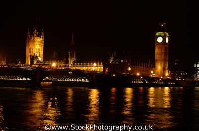 westminster bridge houses parliament night thames bridges crossing london capital england english uk cockney angleterre inghilterra inglaterra united kingdom british