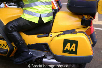 aa brand motorbike automobile association rescue uk emergency services breakdown lord mayors city london cockney england english angleterre inghilterra inglaterra united kingdom british