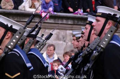naval parade bayonets royal navy navies uk military militaries marching lord mayors city london cockney england english angleterre inghilterra inglaterra united kingdom british